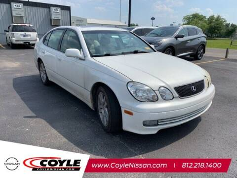 1999 Lexus GS 300 for sale at COYLE GM - COYLE NISSAN - New Inventory in Clarksville IN
