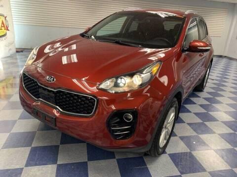 2018 Kia Sportage for sale at Mirak Hyundai in Arlington MA