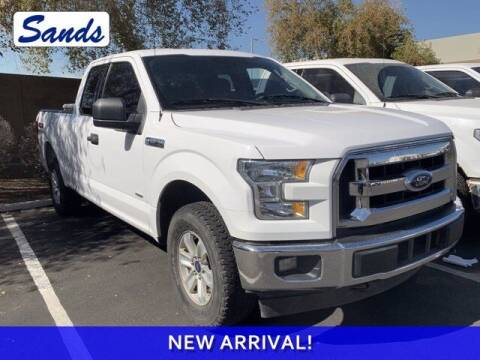 2017 Ford F-150 for sale at Sands Chevrolet in Surprise AZ