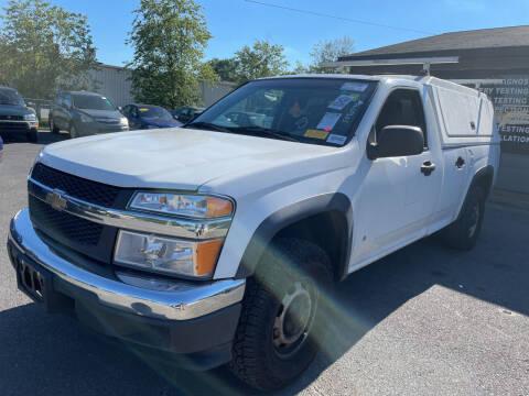 2007 Chevrolet Colorado for sale at Diana Rico LLC in Dalton GA