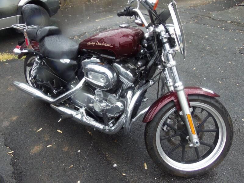 2014 Harley-Davidson SUPER LOW XL883L