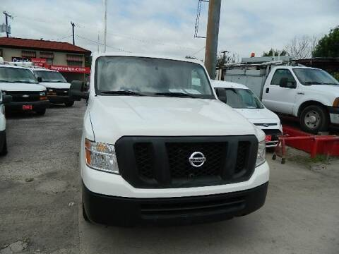 2015 Nissan NV Cargo for sale at Craig's Classics in Fort Worth TX