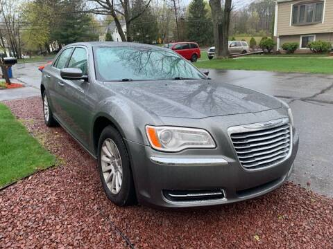 2012 Chrysler 300 for sale at Fournier Auto and Truck Sales in Rehoboth MA