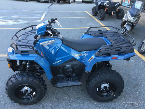 2021 Polaris SPORTSMAN 450 HO for sale at ROUTE 3A MOTORS INC in North Chelmsford MA
