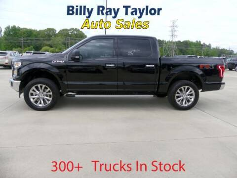2017 Ford F-150 for sale at Billy Ray Taylor Auto Sales in Cullman AL