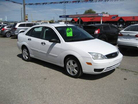 2007 Ford Focus for sale at Stateline Auto Sales in Post Falls ID