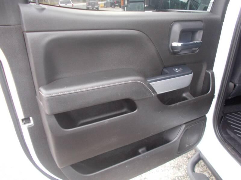 2018 Chevrolet Silverado 2500HD 4x4 LT 4dr Crew Cab SB - Sabattus ME