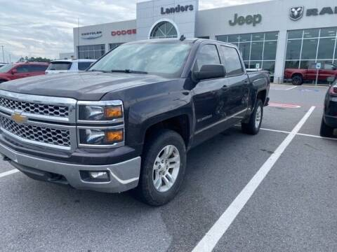 2014 Chevrolet Silverado 1500 for sale at The Car Guy powered by Landers CDJR in Little Rock AR