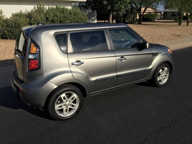 2011 Kia Soul for sale at FAMILY AUTO SALES in Sun City AZ