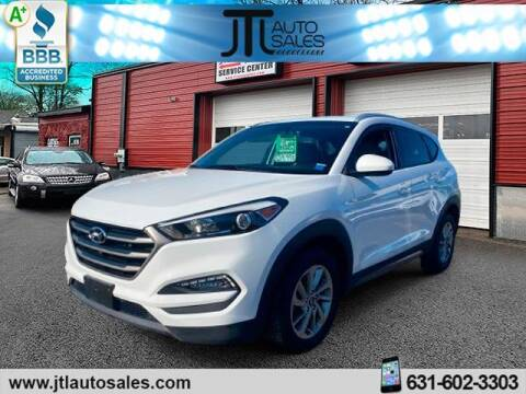 2016 Hyundai Tucson for sale at JTL Auto Inc in Selden NY