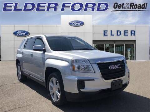 2017 GMC Terrain for sale at Mr Intellectual Cars in Troy MI