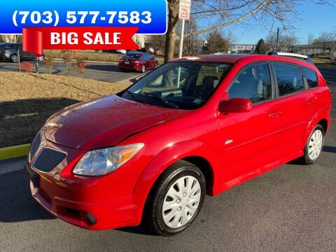2006 Pontiac Vibe for sale at Dreams Auto Group LLC in Sterling VA