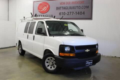2011 Chevrolet Express Cargo for sale at Battaglia Auto Sales in Plymouth Meeting PA