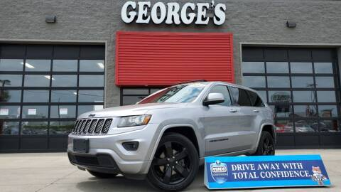 2015 Jeep Grand Cherokee for sale at George's Used Cars - Pennsylvania & Allen in Brownstown MI