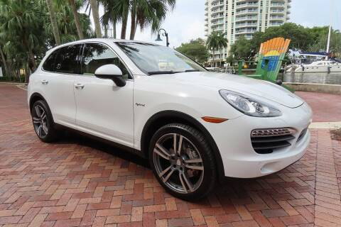 2012 Porsche Cayenne for sale at Choice Auto in Fort Lauderdale FL