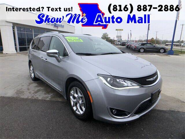 2018 Chrysler Pacifica for sale at Show Me Auto Mall in Harrisonville MO