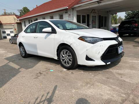 2019 Toyota Corolla for sale at STS Automotive in Denver CO