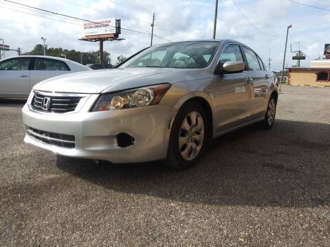 2008 Honda Accord for sale at Best Buy Autos in Mobile AL