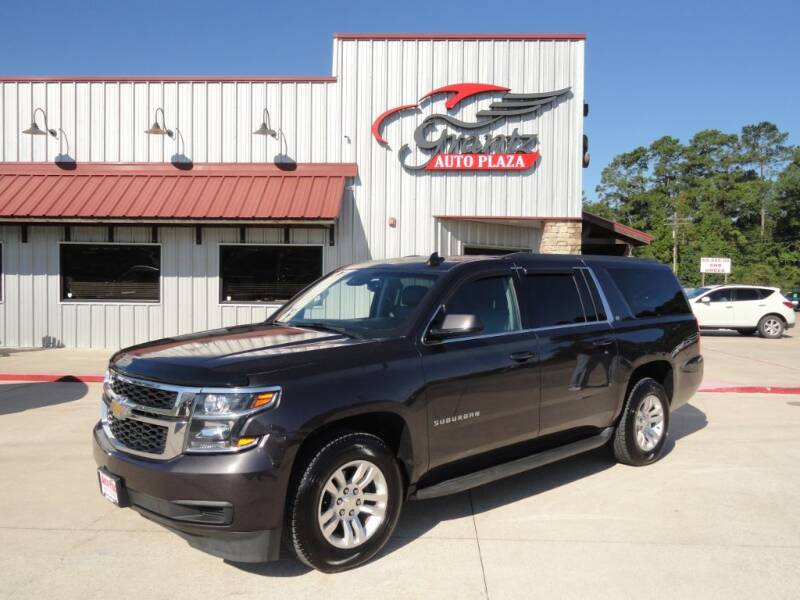 2016 Chevrolet Suburban for sale at Grantz Auto Plaza LLC in Lumberton TX