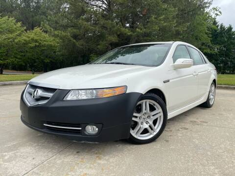 2008 Acura TL for sale at el camino auto sales - Global Imports Auto Sales in Buford GA