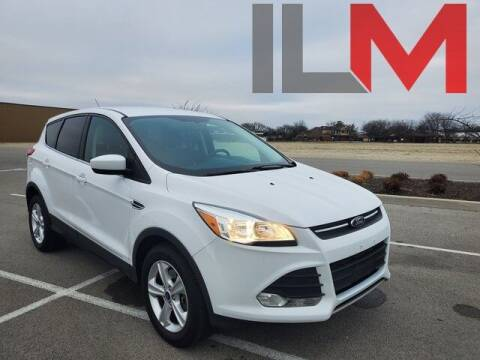 2015 Ford Escape for sale at INDY LUXURY MOTORSPORTS in Fishers IN