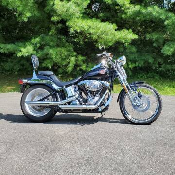 2006 Harley-Davidson Springer Softail for sale at R & R AUTO SALES in Poughkeepsie NY
