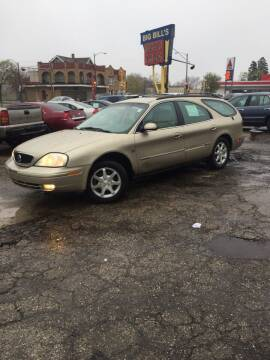 2001 Mercury Sable for sale at Big Bills in Milwaukee WI