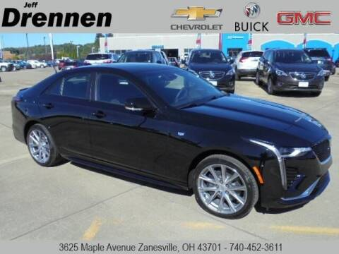 2020 Cadillac CT4 for sale at Jeff Drennen GM Superstore in Zanesville OH
