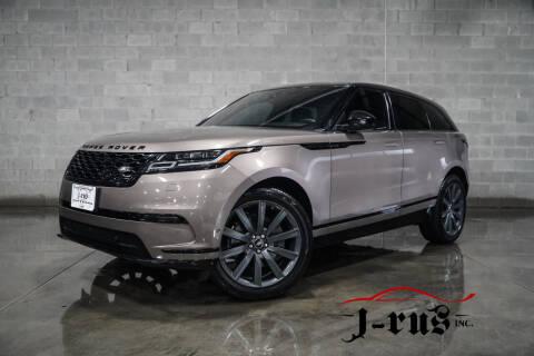 2018 Land Rover Range Rover Velar for sale at J-Rus Inc. in Macomb MI