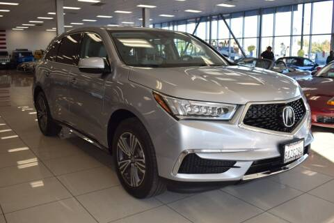 2017 Acura MDX for sale at Legend Auto in Sacramento CA