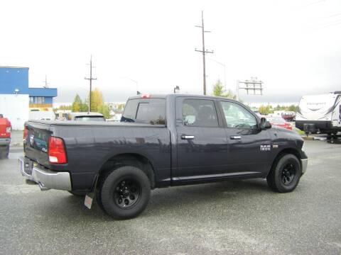 2014 RAM Ram Pickup 1500 for sale at NORTHWEST AUTO SALES LLC in Anchorage AK