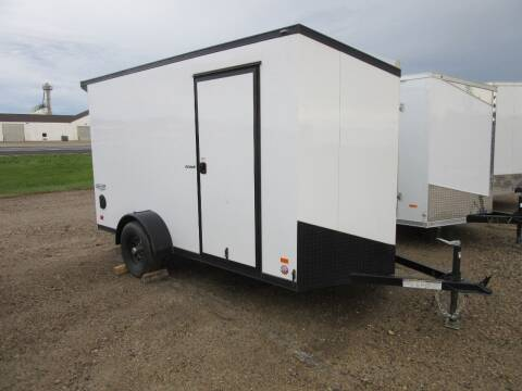 2020 Bravo 6' X 12' for sale at Nore's Auto & Trailer Sales - Enclosed Trailers in Kenmare ND