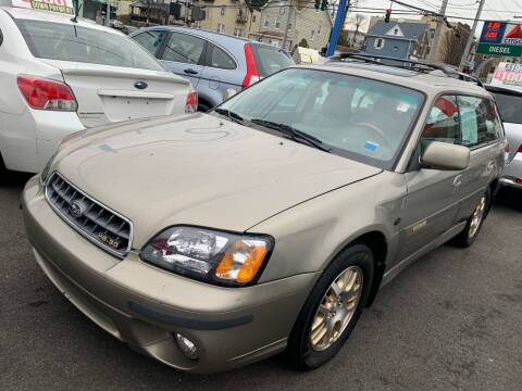 2003 Subaru Outback for sale at White River Auto Sales in New Rochelle NY
