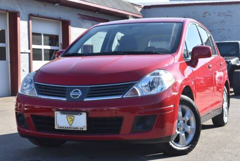 2008 Nissan Versa for sale at Chicago Cars US in Summit IL
