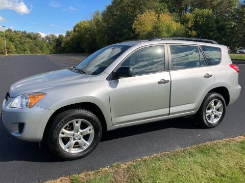 2009 Toyota RAV4 for sale at T & T Auto Sales in Akron OH
