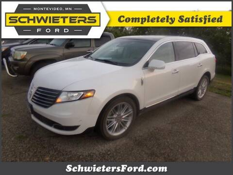 2019 Lincoln MKT for sale at Schwieters Ford of Montevideo in Montevideo MN