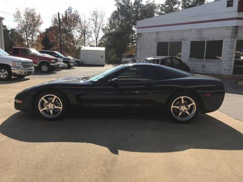 2004 Chevrolet Corvette for sale at Northwood Auto Sales in Northport AL