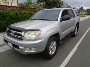 2005 Toyota 4Runner for sale at Inspec Auto in San Jose CA
