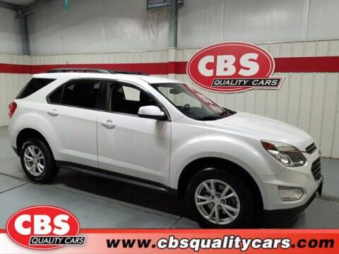 2016 Chevrolet Equinox for sale at CBS Quality Cars in Durham NC