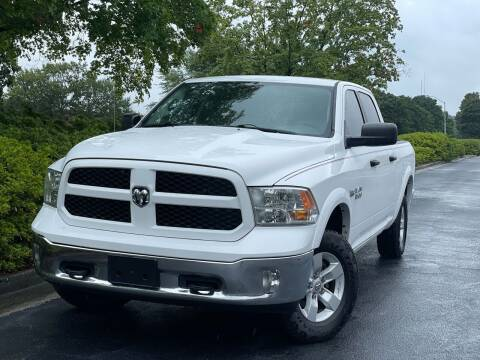2015 RAM Ram Pickup 1500 for sale at William D Auto Sales in Norcross GA