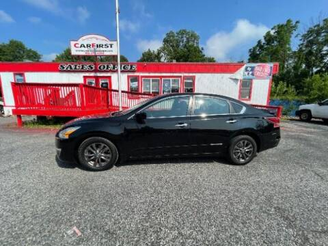 2015 Nissan Altima for sale at CARFIRST ABERDEEN in Aberdeen MD