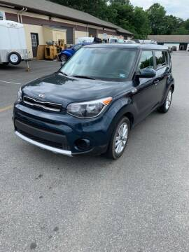 2018 Kia Soul for sale at REGIONAL AUTO CENTER in Stafford VA