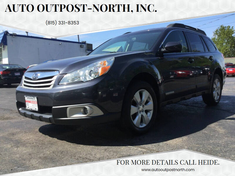2011 Subaru Outback for sale at Auto Outpost-North, Inc. in McHenry IL