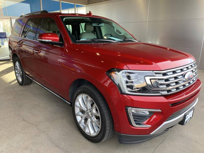 2018 Ford Expedition for sale at Ford Trucks in Ellisville MO