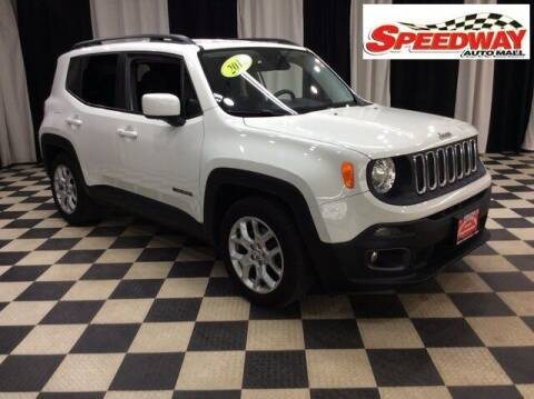 2016 Jeep Renegade for sale at SPEEDWAY AUTO MALL INC in Machesney Park IL