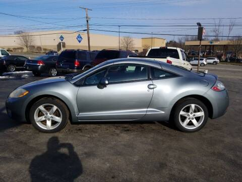 2007 Mitsubishi Eclipse for sale at Country Auto Sales in Boardman OH