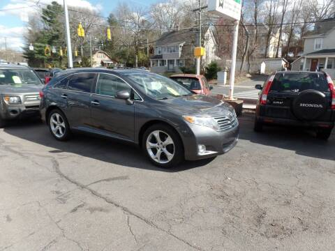 2009 Toyota Venza for sale at CAR CORNER RETAIL SALES in Manchester CT