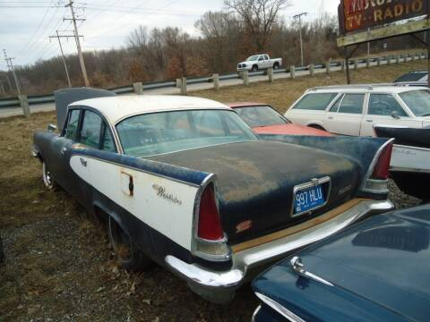 1957 Chrysler Windsor for sale at Marshall Motors Classics in Jackson Michigan MI