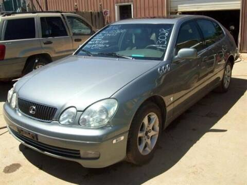 2002 Lexus GS 300 for sale at East Coast Auto Source Inc. in Bedford VA