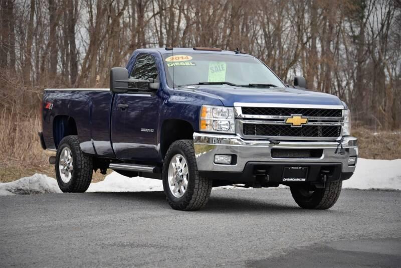 2014 Chevrolet Silverado 3500HD for sale at Car Wash Cars Inc in Glenmont NY